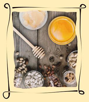 Орехи с медом: вкусная польза